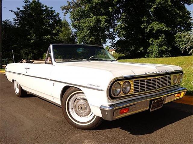 1964 Chevrolet Malibu | 834030