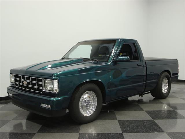 1989 Chevrolet S-10 Pro-Street | 834037
