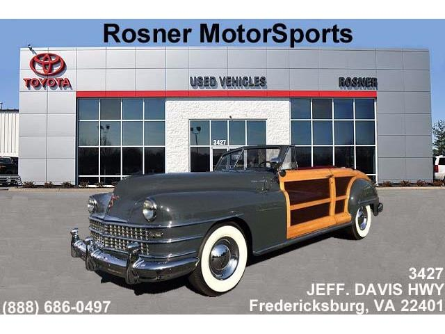 1948 Chrysler Town & Country | 834038