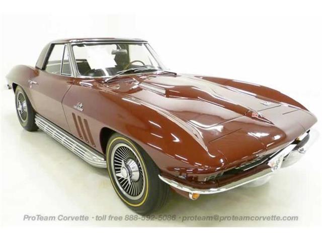 1966 Chevrolet Corvette | 830413