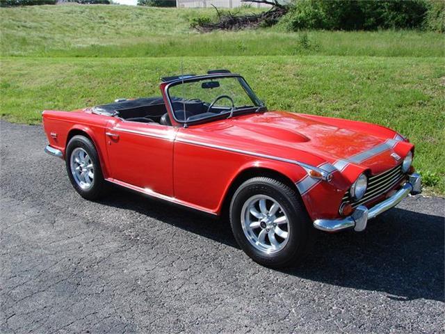 1968 Triumph TR250 | 830437