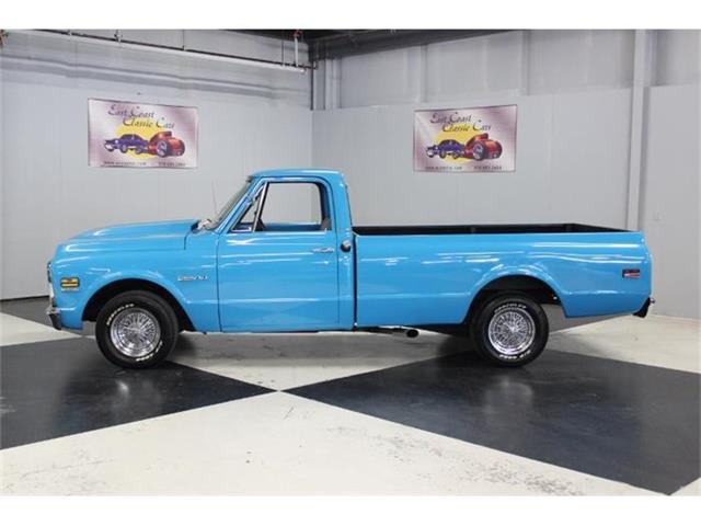 1971 Chevrolet C10 | 834392