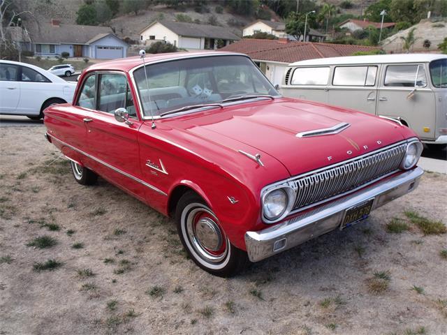 1962 Ford Falcon | 834533