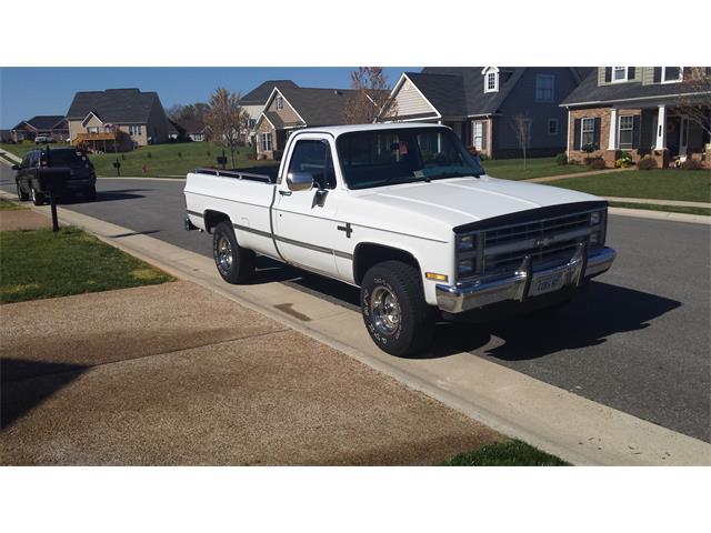 1987 Chevrolet Silverado | 834534