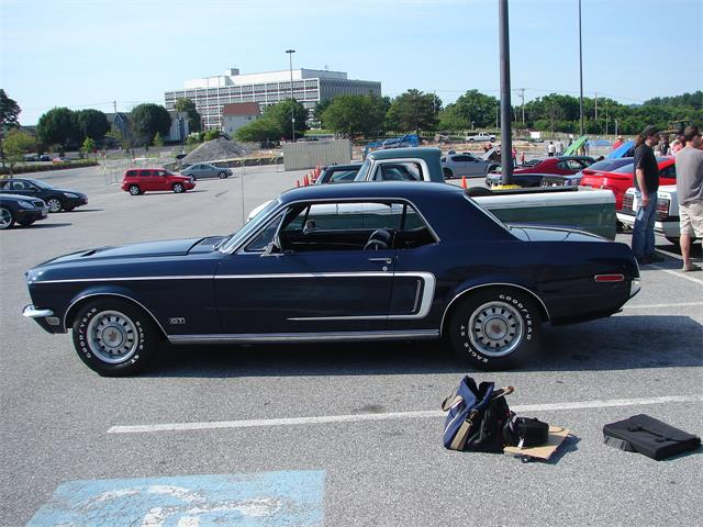 1968 Ford Mustang | 834535