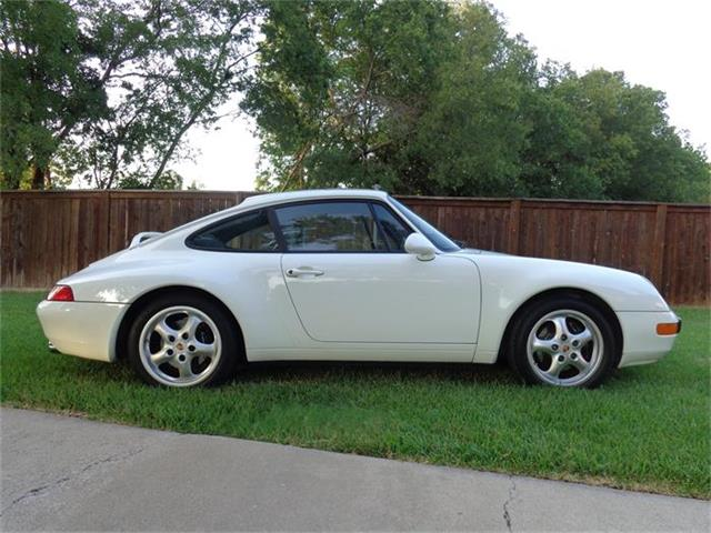 1995 Porsche 911/993 Carrera 2 | 834537