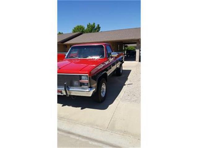 1984 Chevrolet K-20 | 834547