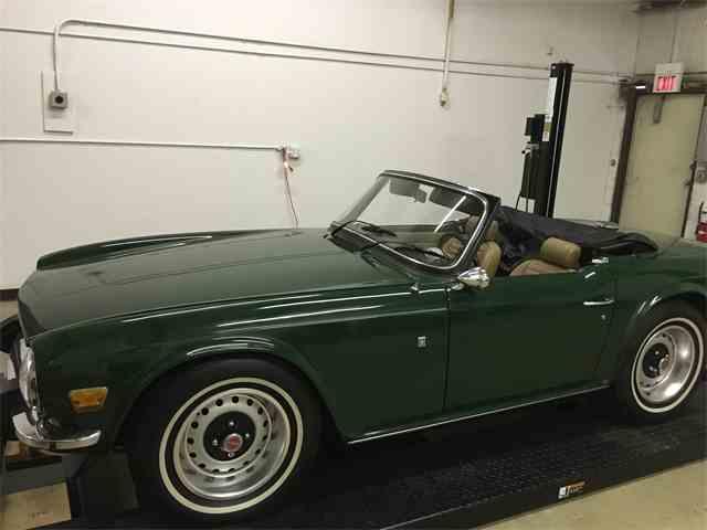 1976 Triumph TR6 | 834548