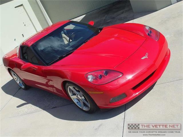 2005 Chevrolet Corvette | 834562