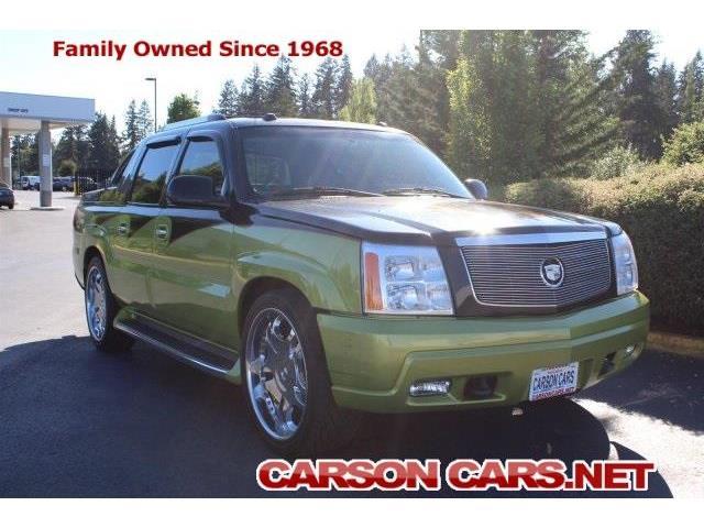 2004 Cadillac Escalade | 834580