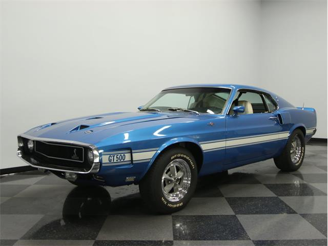 1969 Shelby GT500 | 834592