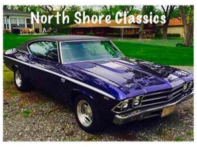 1969 Chevrolet Chevelle | 834667