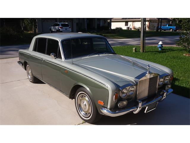 1972 Rolls-Royce Silver Shadow | 834684