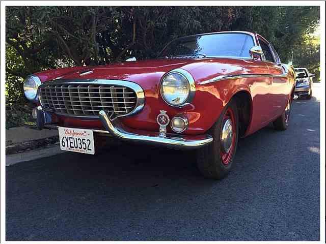1963 Volvo P1800S | 835012