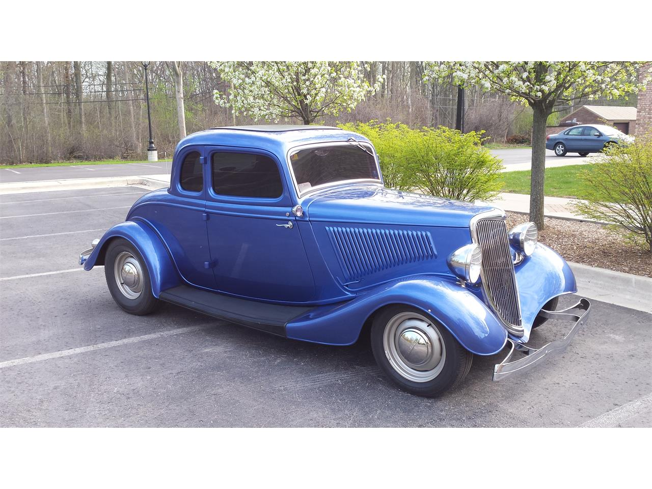 1934 ford 5 window coupe for sale cc