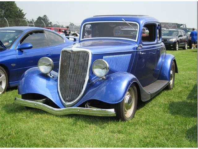 1934 Ford 5-Window Coupe | 835065