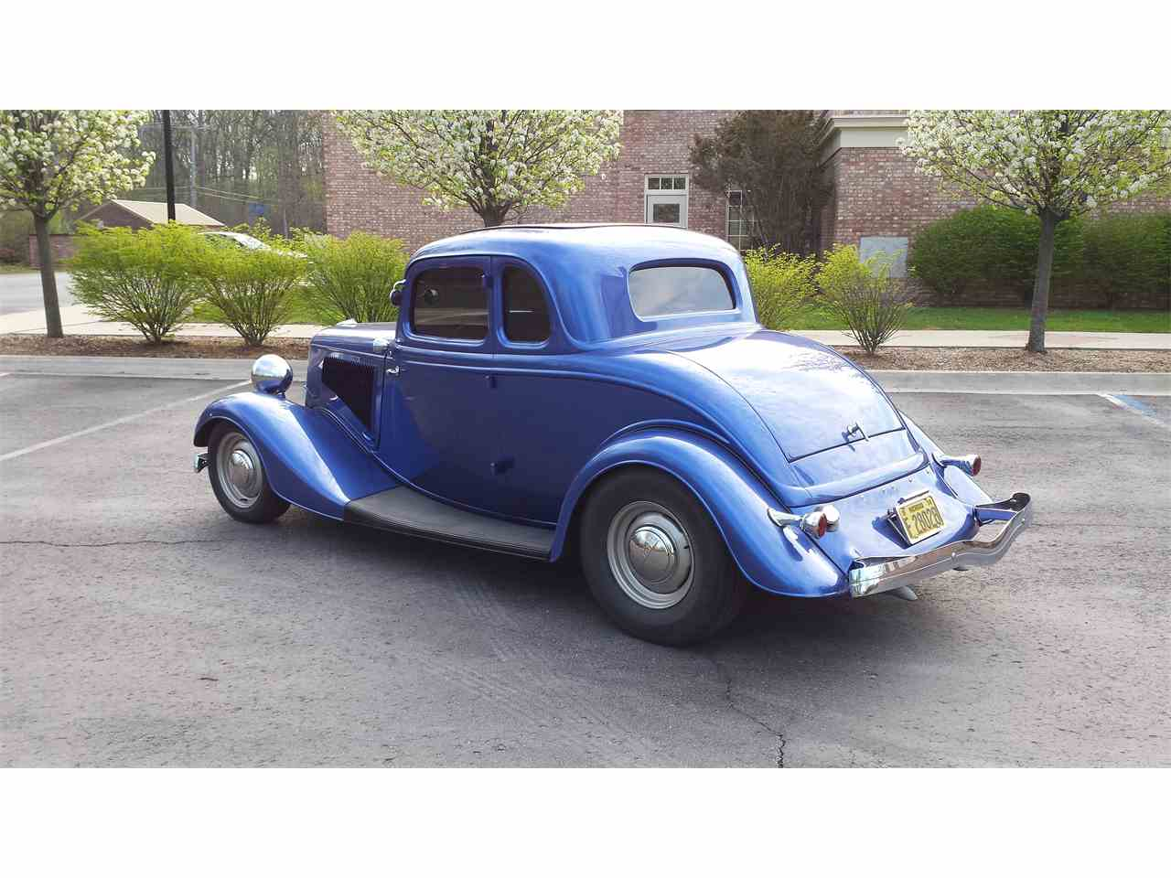 1934 ford 5 window coupe for sale cc 835065. Black Bedroom Furniture Sets. Home Design Ideas