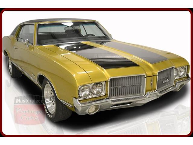 1971 Oldsmobile Cutlass Supreme | 835235
