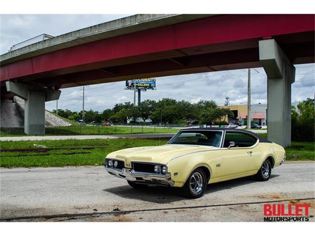 1969 Oldsmobile 442 | 835327