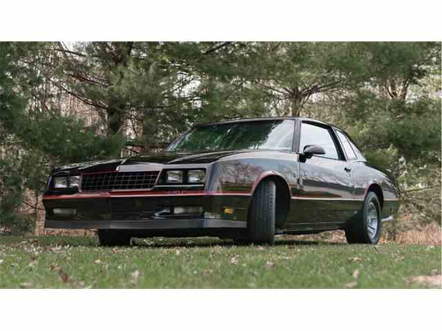 1986 Chevrolet Monte Carlo SS | 835331