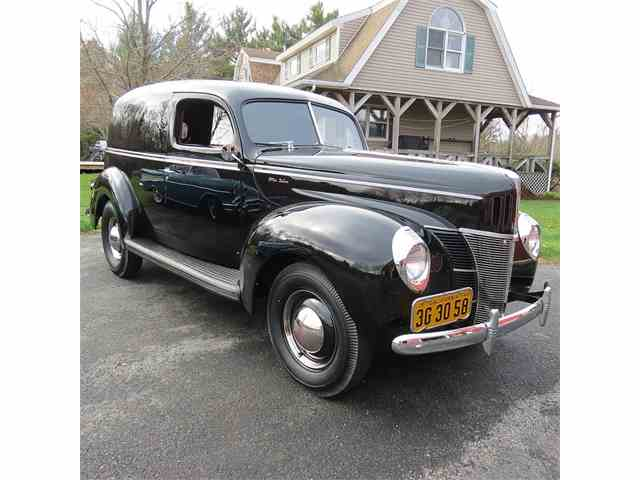 1940 Ford Sedan Delivery | 835353