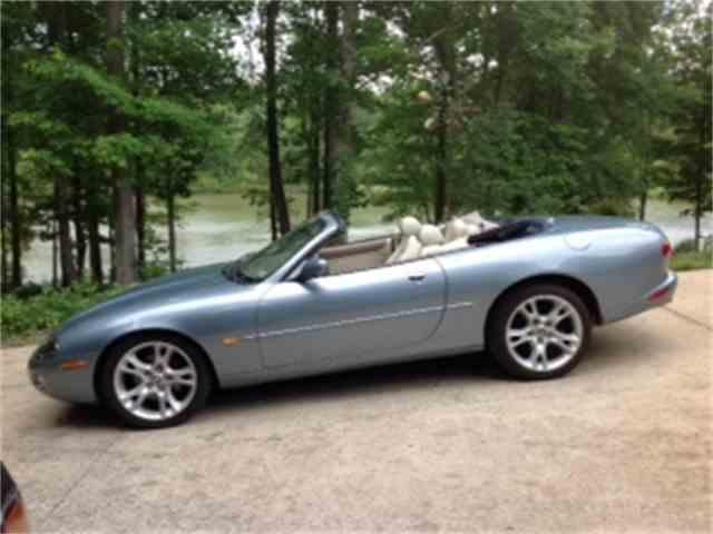 2003 Jaguar XK8 | 835368