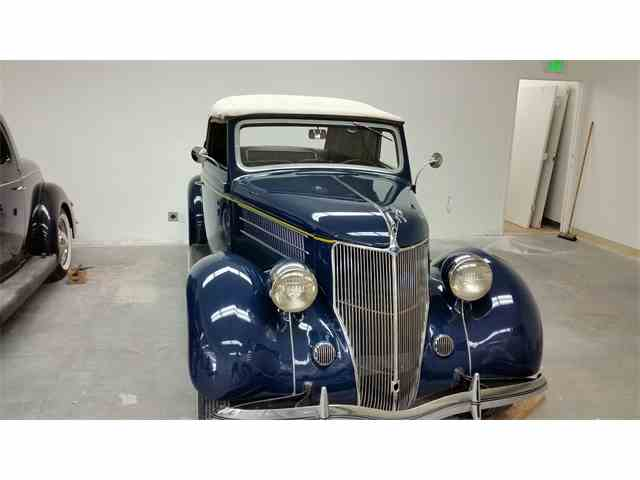 1936 Ford Club Cabriolet | 835376