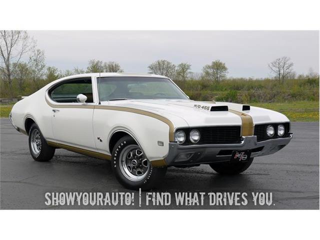 1969 Oldsmobile 442 | 835385