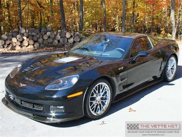 2010 Chevrolet Corvette | 835394