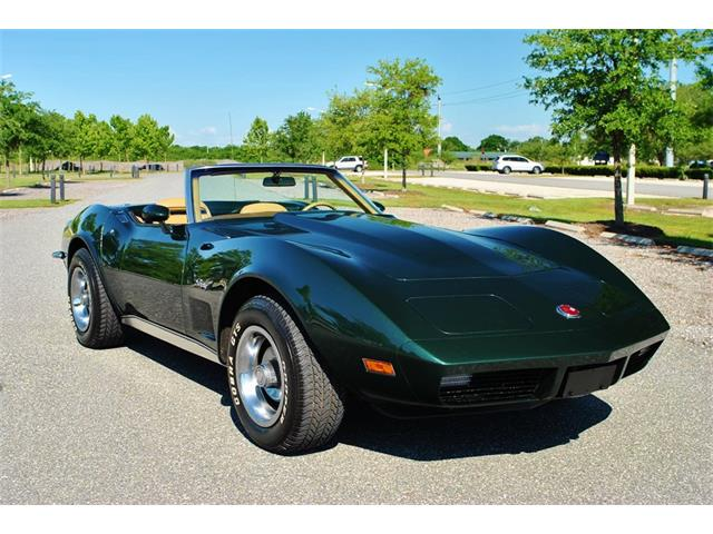 1973 Chevrolet Corvette | 835400