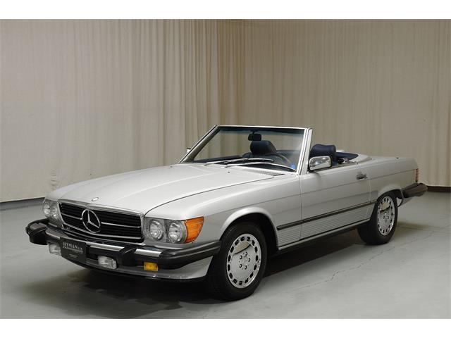 1986 Mercedes-Benz 560SL | 835409