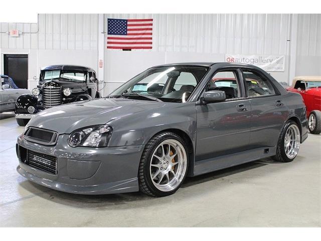 2004 Subaru Impreza | 835428