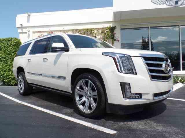 2015 Cadillac Escalade ESV Premium | 835431