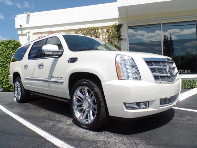 2012 Cadillac Escalade ESV AWD Platinum | 835432