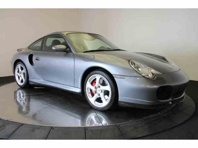 2003 Porsche 911 Turbo | 835439
