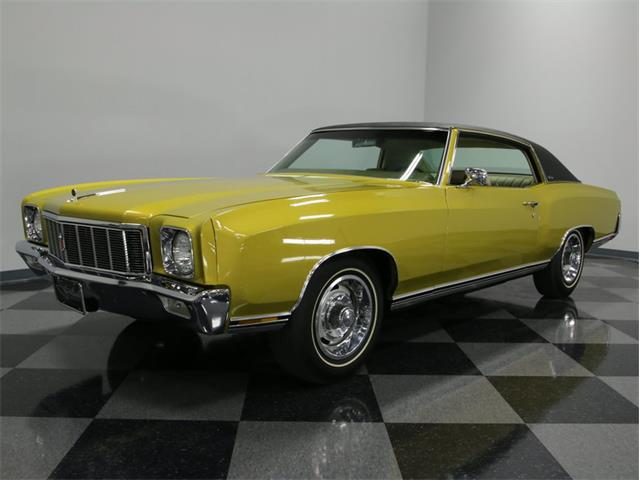 1971 Chevrolet Monte Carlo | 835479