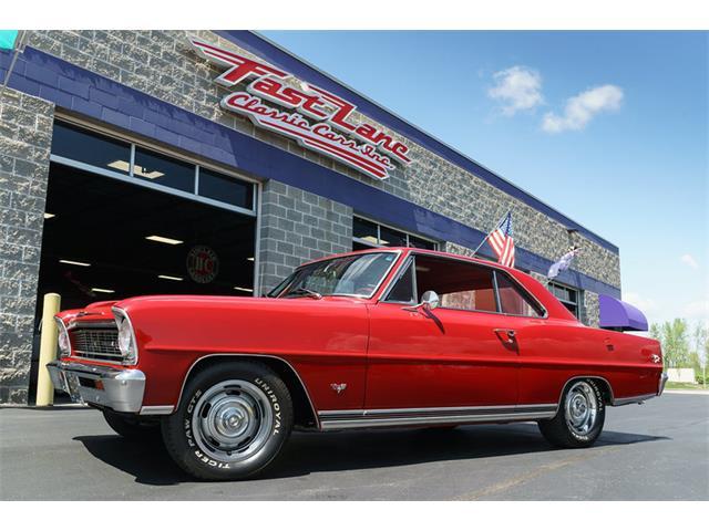 1966 Chevrolet Nova | 835484