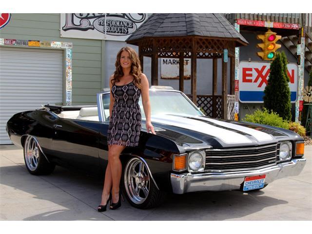 1972 Chevrolet Chevelle | 835485