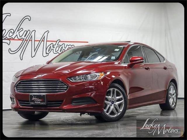 2013 Ford Fusion | 835486