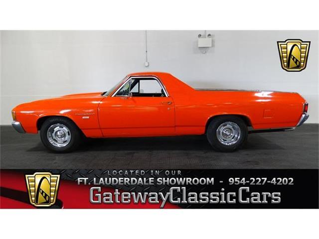 1972 Chevrolet El Camino | 835516