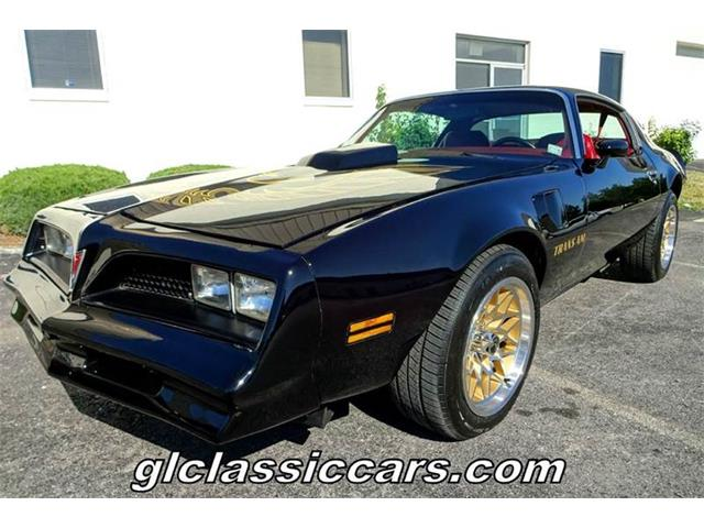 1978 Pontiac Firebird Trans Am | 835533