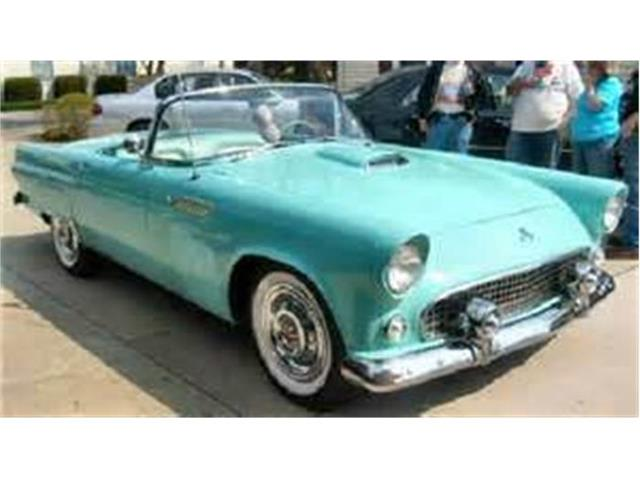 1955 Ford Thunderbird | 835534