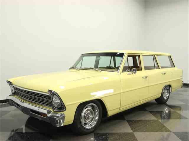 1967 Chevrolet Chevy II Nova Station Wagon | 835540