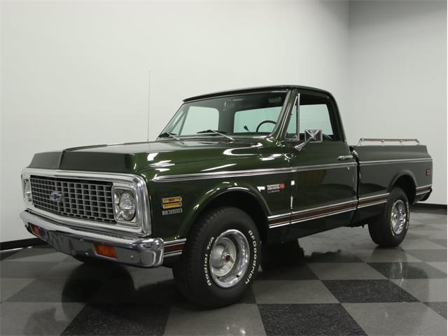 1971 Chevrolet C/K 10 | 835543