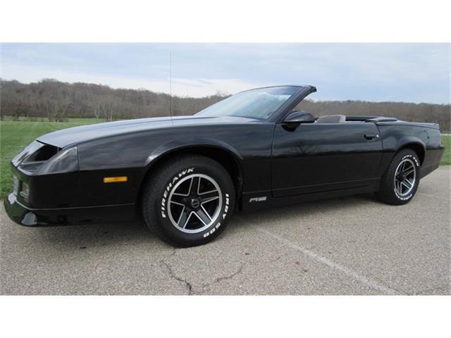 1989 Chevrolet Camaro | 835545