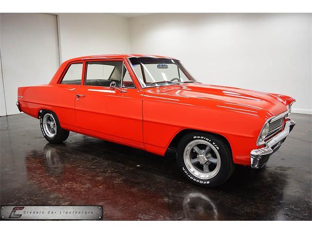 1966 Chevrolet Nova | 835554