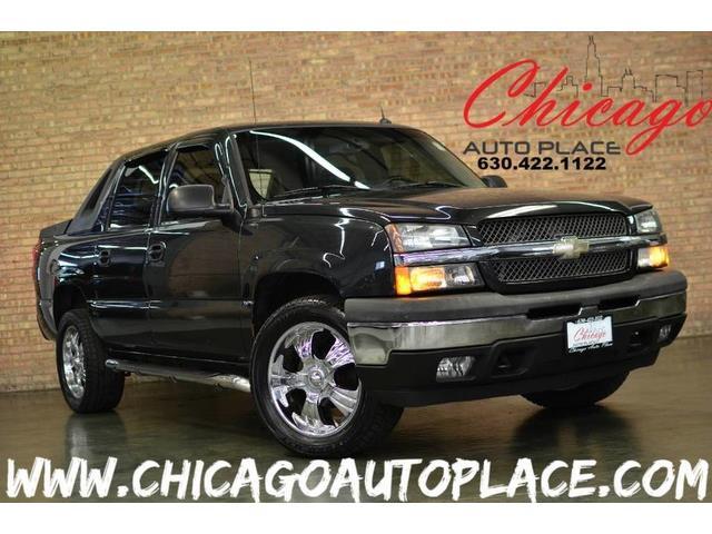 2005 Chevrolet Avalanche   835568