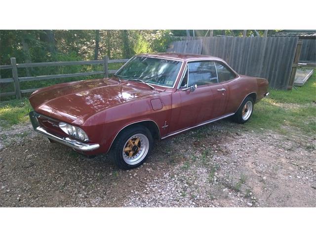 1966 Chevrolet Corvair Monza | 835621