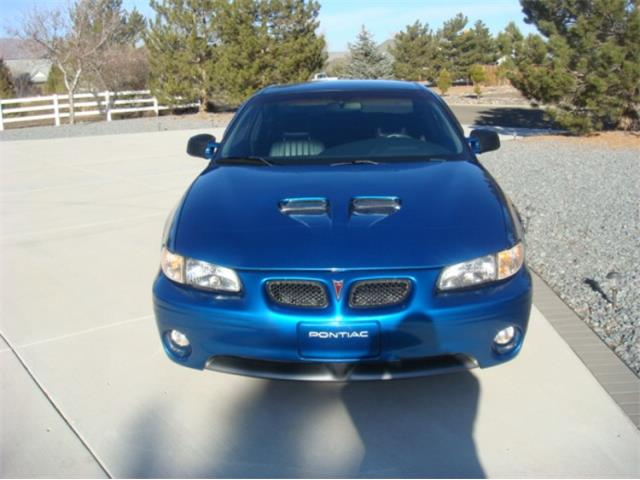 1998 Pontiac Grand Prix   835694