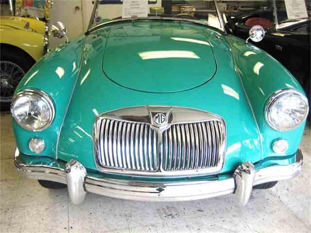 1956 MG MGA | 830582